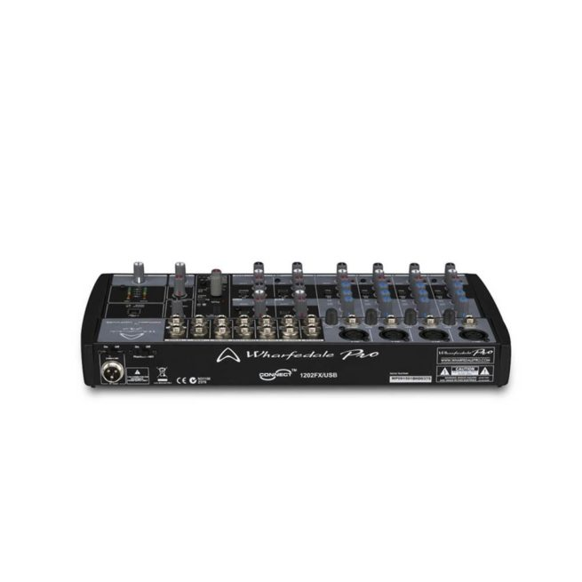 Wharfedale Pro 1202FX/USB Mikseri-23761