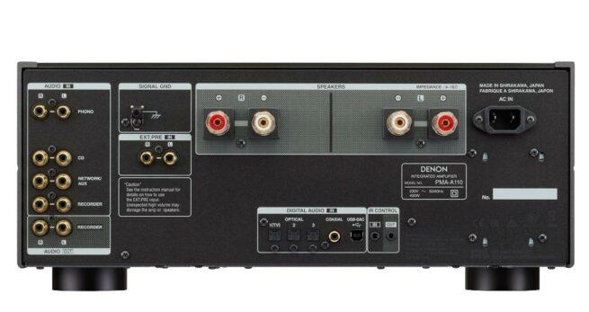Denon PMA-A110 vahvistin-23879
