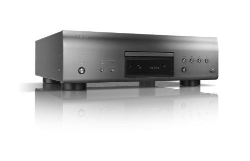 Denon DCD-A110 CD-soitin, hopeagrafiitti-0