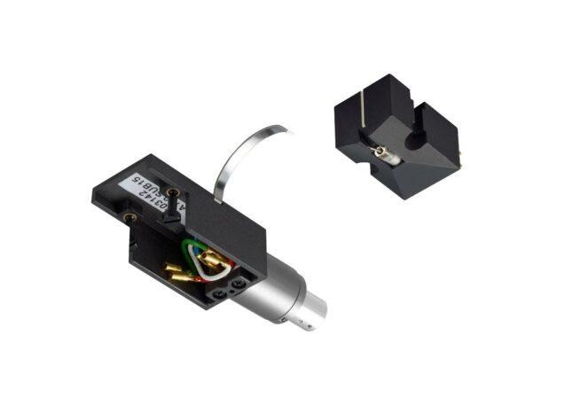Denon DL-A110 MC äänirasia, hopeagrafiitti-23883