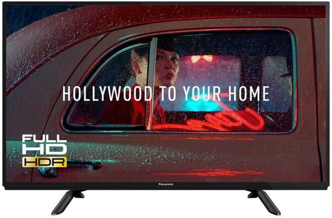 """Panasonic TX-40FS400E 40"""" Full HD LED HDR Smart TV-0"""