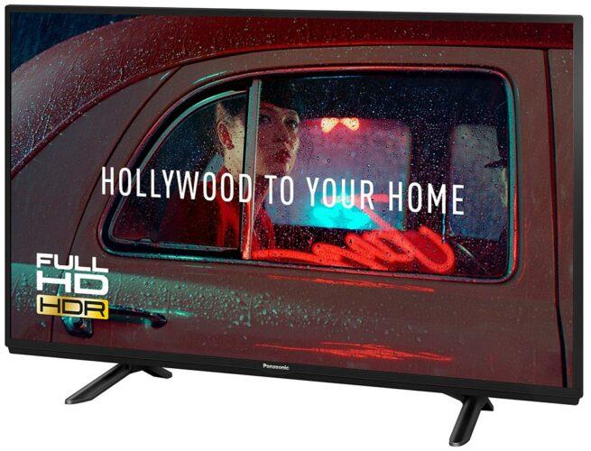 """Panasonic TX-40FS400E 40"""" Full HD LED HDR Smart TV-23995"""