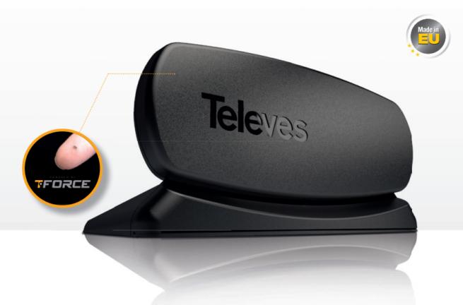 Televes Innova Boss VHF/UHF TV Sisäantenni-0