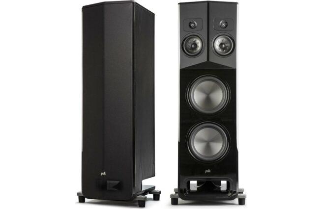 Polk Audio L800 Lattiakaiutinpari-0