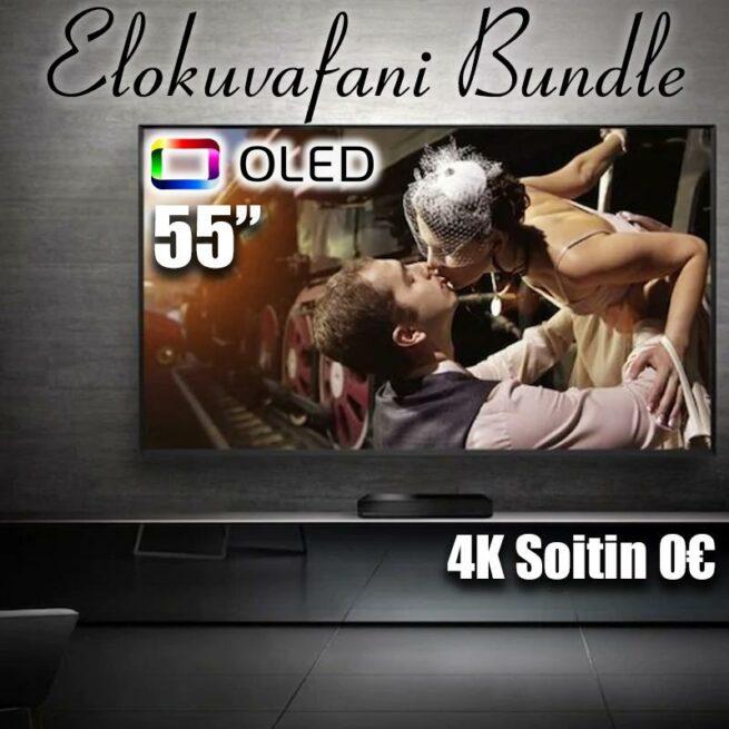 PANASONIC TX-55HZ980E 4K OLED TV-0