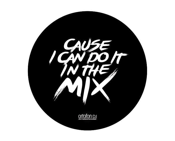 Ortofon Slipmat MIX DJ Levymatto (pr)